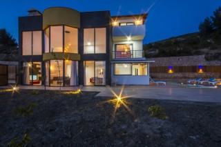 Villa Polen Duo, Kalkan Lapaz'da Kapalı Havuzlu Villa