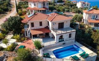 Villa Selim, Villa mit Meerblick | Kalkan Villa