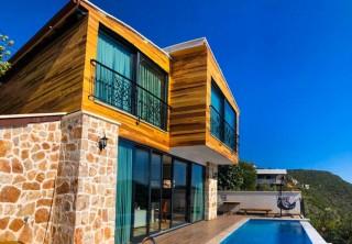 Villa Mar, Doğa Manzaralı Lüks Villa | kalkan Villa