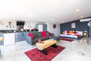 Yiğit Apart, Luxus-Apartment mit einem Schlafzimmer in Kalkan