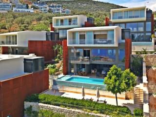 Villa Altes 4, Luxusvilla mit Aufzug in Kalkan | Kalkan Villa