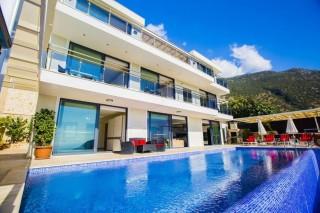 Villa Merak, Sea View Villa | Kalkan Villa
