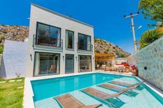 Villa Yucca, 4 Personen Konzept Villa | Kalkan Villa