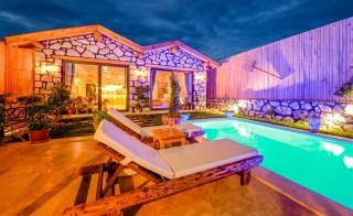 Villa Ottoman, Luxury Honeymoon Villa in Patara | Kalkan Villa