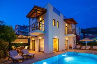 Villa Lamas, Deniz Manzaralı Kiralık Villa | Kalkan Villa