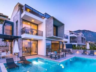 Villa Instyle, Deniz Manzaralı Kiralık Villa | Kalkan Villa