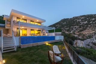 Villa Mountain, Villa zu vermieten mit Blick auf die Natur | Kalk