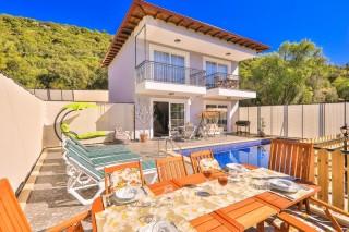 Villa Anemon Kaş, Villa For Rent In Nature | Kalkan Villa