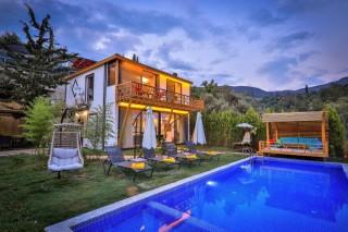 Villa Lina, konservative Luxusvilla | Kalkan Villa