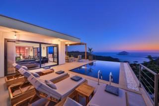 Villa Butterfly, 2 Bedroom Luxury Villa in Kas | Kalkan Villa