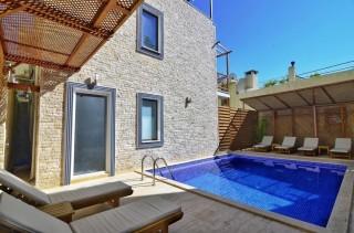 Villa Wish, Deniz Manzaralı Lüks Villa | Kalkan Villa
