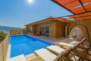 Villa Güney, konservative Flitterwochenvilla | Kalkan Villa