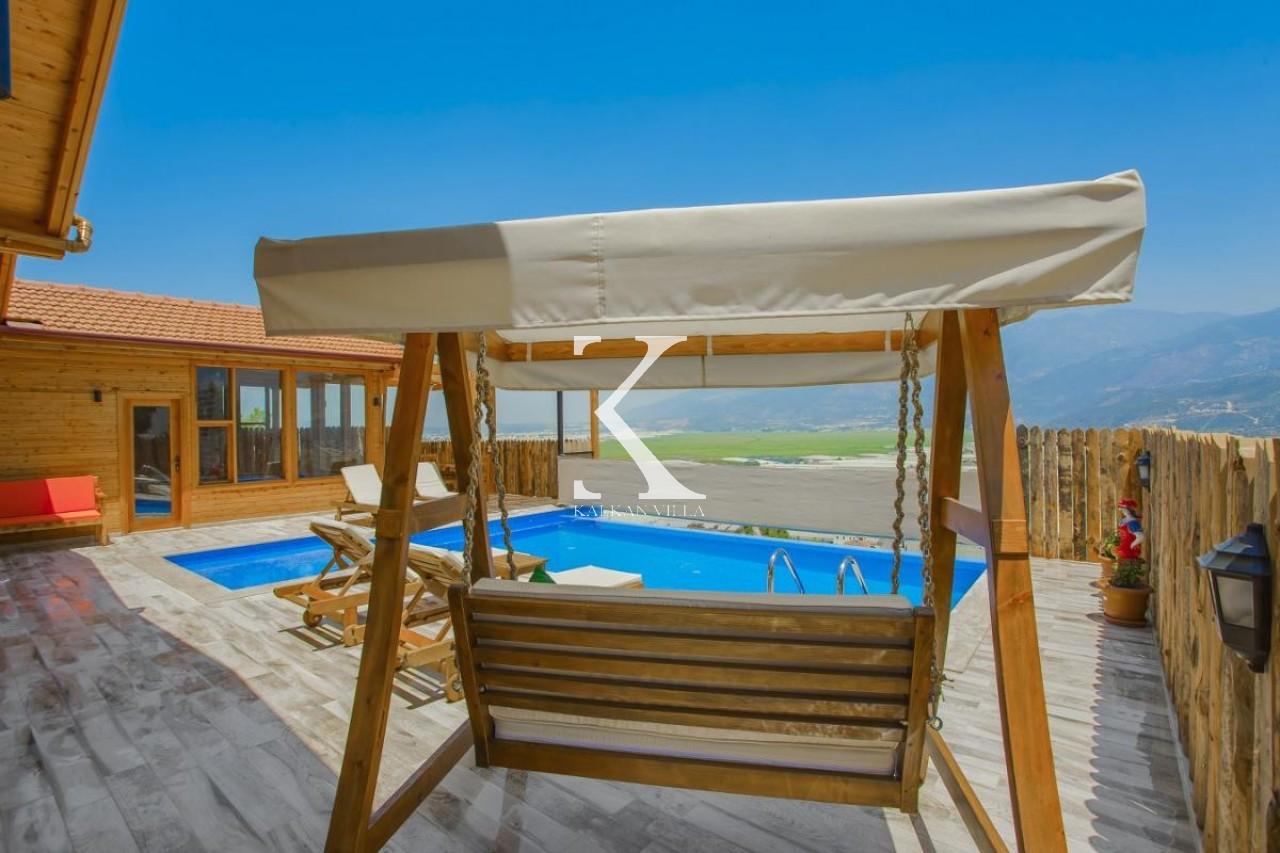 Villa Kuzey Ahşap