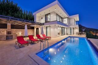 Villa Azure Duo, Conservative Villa in Üzümlü | Kalkan Villa