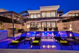 Villa Dry White, Deniz Manzaralı Lüks Villa | Kalkan Villa