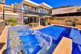Villa Mer, Luxusvilla mit Meerblick | Kalkan Villa