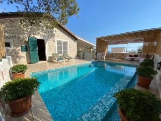 Villa Üzümlü, 2 yatak odalı balayı villası | Kalkan Villa