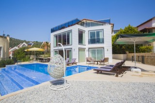 Villa Ata, Sea View Villa | Kalkan Villa