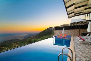 Villa İzo, Kalkan Kördere'de Kiralık Villa | Kalkan Villa