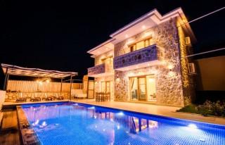 Villa Jet, Patara'da 2 Yatak Odalı Balayı Villası | Kalkan Villa