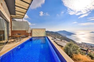 Villa Art, Luxury Honeymoon Villa with Sea View | Kalkan Villa
