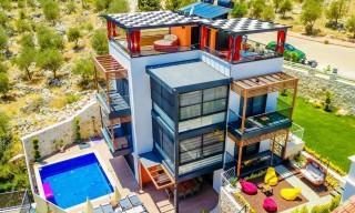 Villa Tekin, Villa zu vermieten mit geschütztem Pool in Kalkan