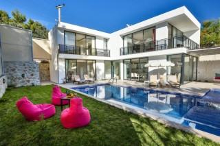 Villa Ekin, konservative Villa mit 3 Schlafzimmern in Islamlar