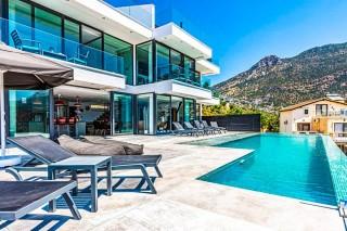 Villa Azur, Luxury Villa With Sea View | Kalkan Villa