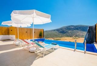 Villa Yazi, 2 Bedroom Conservative Villa | Kalkan Villa