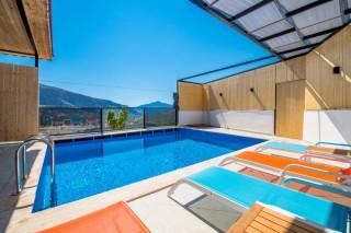 Villa Yazi Duo, konservative Villa mit 2 Schlafzimmern
