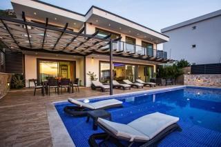 Villa Yusef, Villa mit Meer- und Naturblick | Kalkan Villa