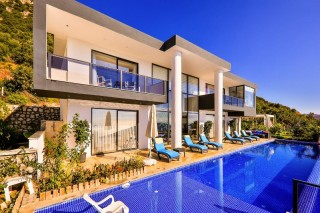 Villa Hira, Modern villa with Sea View | Kalkan Villa