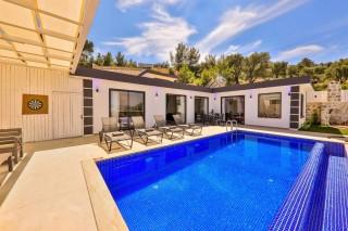 Villa Zeybek, Conservative Honeymoon Villa | Kalkan Villa