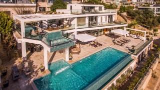 Villa Lavaya, Kalamar'da 7 yatak odalı Lüks Villa | Kalkan Villa