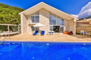 Villa Hera 3 geschützte Villa mit Blick auf die Natur und das Mee