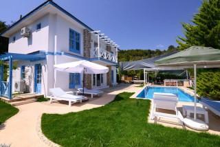 Villa Koknar, eine geschützte Villa, die einen Urlaub in der Natu
