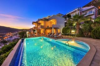 Villa Sicily, Villa For Rent With Sea View | Kalkan Villa