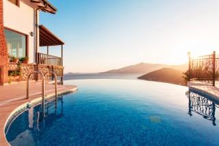 Villa Siempre, Villa For Rent With Sea View | Kalkan Villa