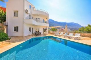 Villa Angora, Kalkan Merkez'de,3 Yatak Odalı Villa | Kalkan Villa
