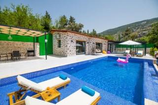 Villa Asel, Isıtma Havuzlu Villa | Kalkan Villa