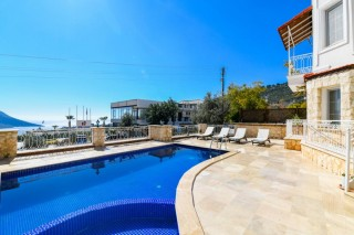 Villa Beyaz Koza, 8 Person Holiday Villa in Kalkan | Kalkan Villa