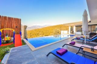 Villa Karaman, Doğa Manzaralı Sonsuzluk Havuzlu | Kalkan  Villa
