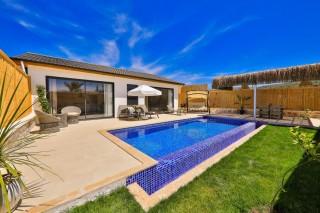 Villa Bohemian Honeymoon Villa With Modern Design | Kalkan Villa