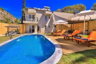 Villa Limon Patara, in der Nähe von Patara Beach, Villa mit Garte