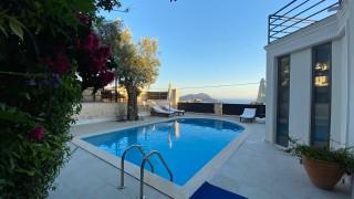 Villa Baharat, Deniz Manzaralı Balayı Villası | Kalkan Villa