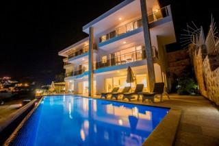 Villa Eagles, Deniz Manzaralı Villa | Kalkan Villa