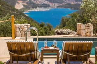 Villa Six Motifs, Sea View Villa | Kalkan Villa