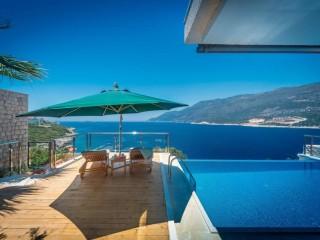 Villa Ay Işığı, Deniz Manzaralı Villa   Kalkan Villa