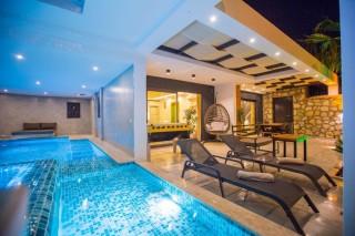Villa Nil, Sheltered Honeymoon Villa | Kalkan Villa