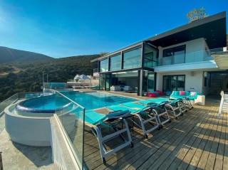 Villa Kalitea, Luxusvilla mit Meerblick | Kalkan Villa
